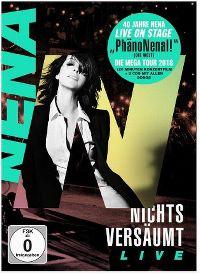 Cover Nena - Nichts versäumt - Live [DVD]